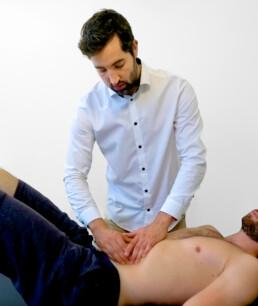Chronische pijnklachten darmen osteopaat Helmond