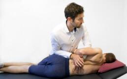 oorzaak rugklachten osteopaat Helmond manipulatie